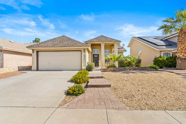 12281 Golden Sun Drive, El Paso, TX 79938 (MLS #850129) :: Red Yucca Group