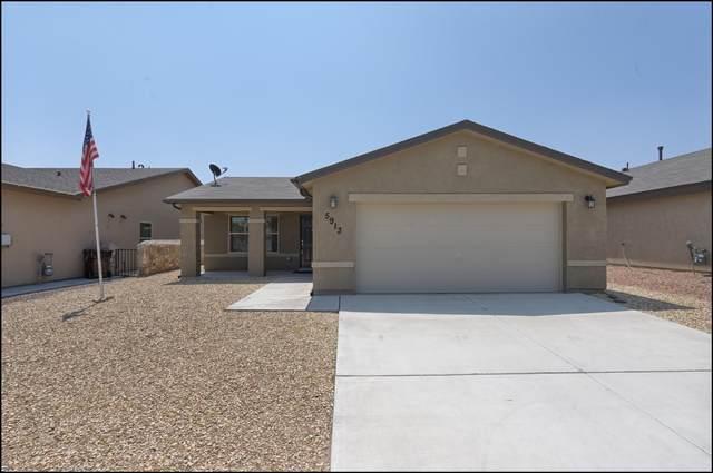 5913 Beechwood Street, Santa Teresa, NM 88008 (MLS #850136) :: Red Yucca Group