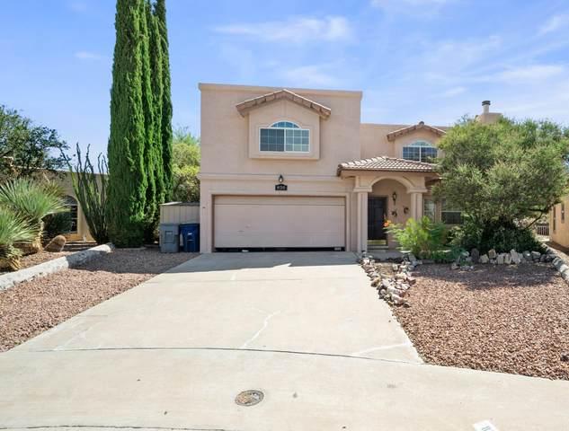 820 Firestar Lane, El Paso, TX 79912 (MLS #850138) :: Jackie Stevens Real Estate Group