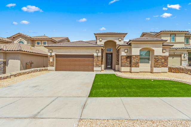 441 White Cloud Road, El Paso, TX 79928 (MLS #850151) :: Red Yucca Group
