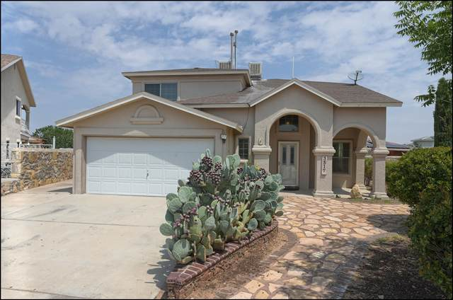 3517 Tierra Bahia Drive, El Paso, TX 79938 (MLS #850155) :: Red Yucca Group