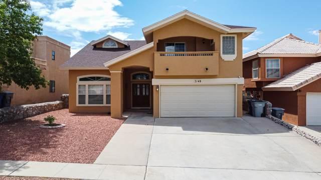 7148 Desert Jewel Drive, El Paso, TX 79912 (MLS #850157) :: Red Yucca Group
