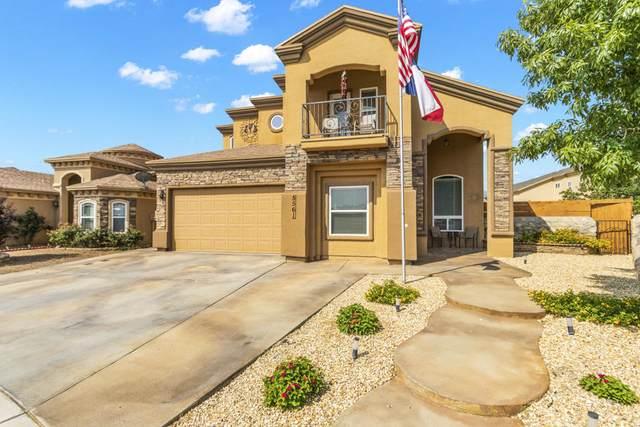 5561 Dennis Cavin Lane, El Paso, TX 79934 (MLS #850159) :: Red Yucca Group