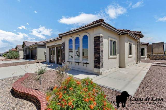 941 Nellind Street, El Paso, TX 79928 (MLS #850160) :: Red Yucca Group