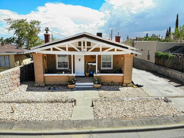 2304 Federal Avenue, El Paso, TX 79930 (MLS #850161) :: The Matt Rice Group