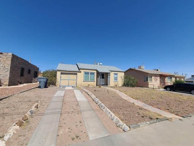 3909 Mobile Avenue, El Paso, TX 79930 (MLS #850163) :: The Matt Rice Group