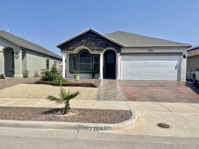 7225 Copper Canyon Drive, El Paso, TX 79934 (MLS #850166) :: Red Yucca Group