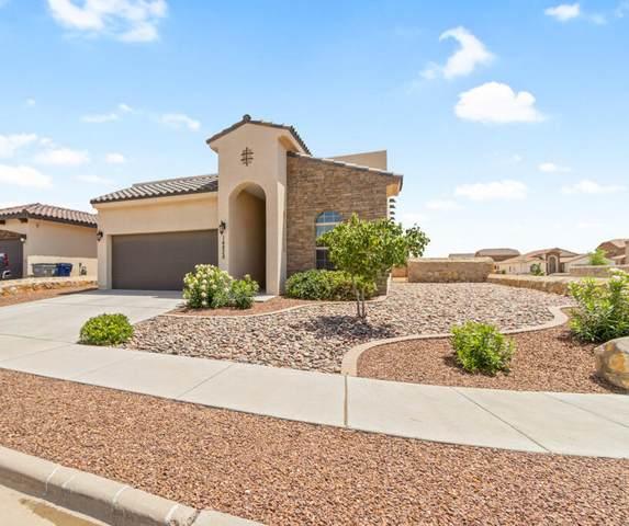 14828 Sunny Land Avenue, El Paso, TX 79938 (MLS #850167) :: Red Yucca Group