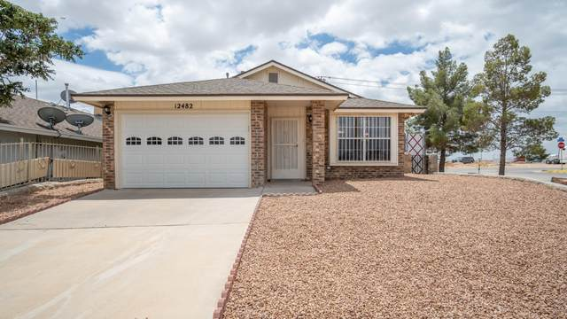 12482 Flora Alba Drive, El Paso, TX 79928 (MLS #850169) :: Red Yucca Group