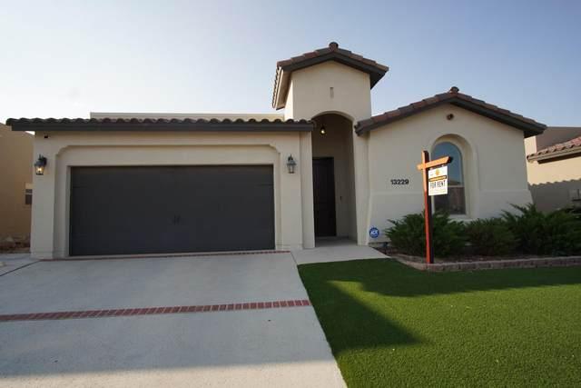 13229 Pocklington Road, El Paso, TX 79928 (MLS #850170) :: Red Yucca Group