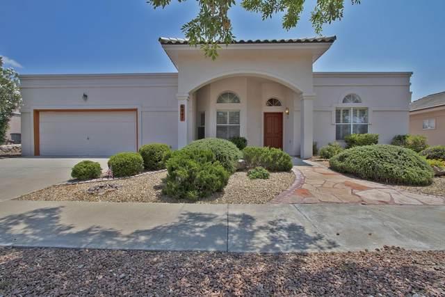 6847 Rock Canyon Drive, El Paso, TX 79912 (MLS #850176) :: Red Yucca Group