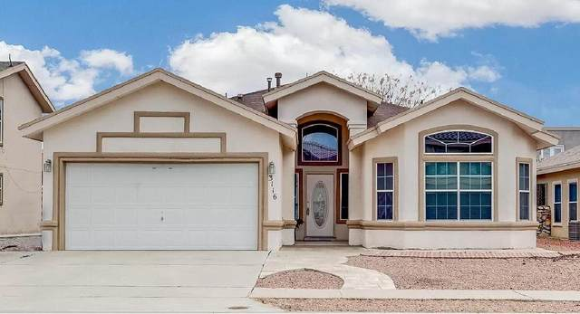 3116 Tierra Pino Dr Drive, El Paso, TX 79938 (MLS #850179) :: Red Yucca Group