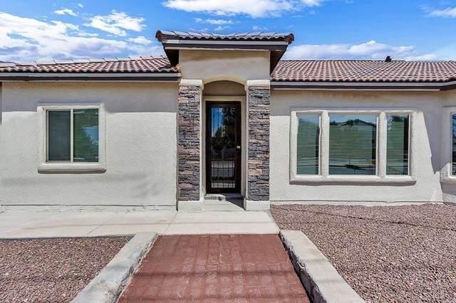 2440 Tierra Delmonte Drive, El Paso, TX 79938 (MLS #850182) :: Red Yucca Group