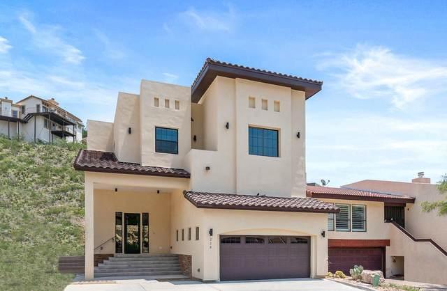 228 Canyon Terrace Drive, El Paso, TX 79902 (MLS #850203) :: Jackie Stevens Real Estate Group