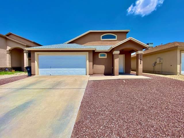 11625 Ochre Bluff Lane, El Paso, TX 79934 (MLS #850211) :: Summus Realty
