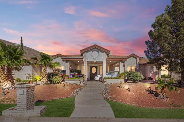 1624 Dede Lane, El Paso, TX 79902 (MLS #850226) :: Red Yucca Group