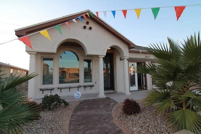 945 Nellind Street, El Paso, TX 79928 (MLS #850233) :: Jackie Stevens Real Estate Group