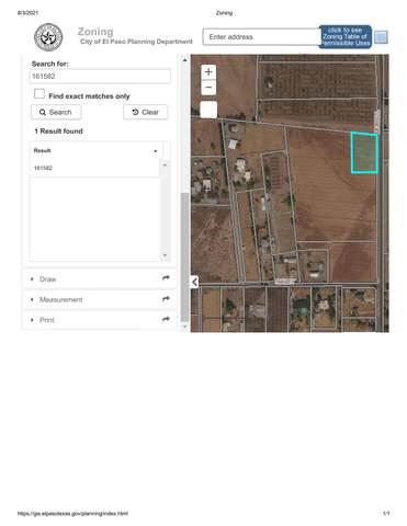 0 Morrill Road, El Paso, TX 79932 (MLS #850258) :: Preferred Closing Specialists