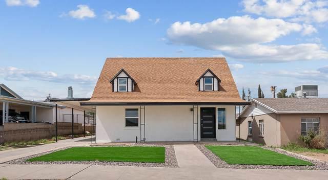 2513 Mc Kinley Avenue, El Paso, TX 79930 (MLS #850267) :: Jackie Stevens Real Estate Group