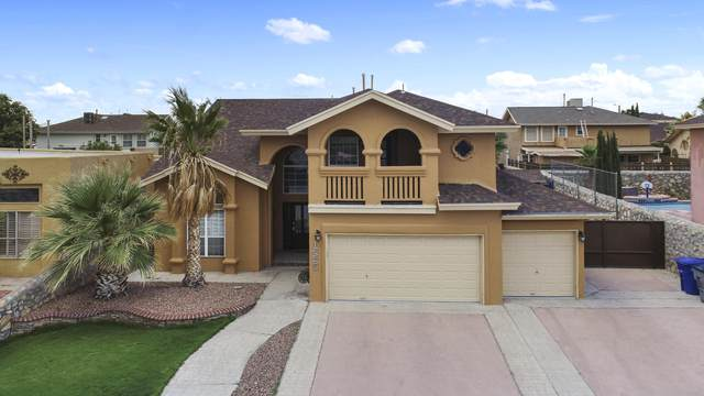 12253 Diana Natalicio Drive, El Paso, TX 79936 (MLS #850272) :: Summus Realty
