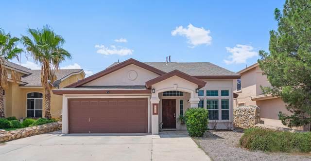 1453 Paseo Del Sur Court, El Paso, TX 79928 (MLS #850285) :: Jackie Stevens Real Estate Group