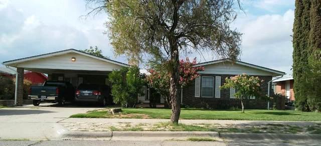 10505 Cardigan Drive, El Paso, TX 79925 (MLS #850298) :: Jackie Stevens Real Estate Group