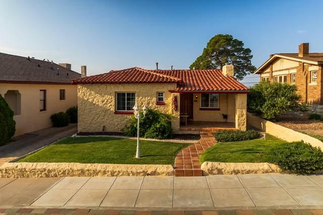 2712 Altura Avenue, El Paso, TX 79930 (MLS #850317) :: Jackie Stevens Real Estate Group