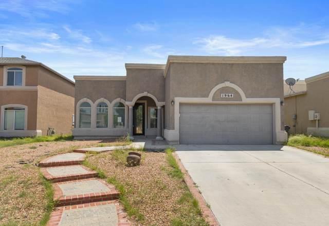 1964 Shreya Street, El Paso, TX 79938 (MLS #850334) :: Jackie Stevens Real Estate Group