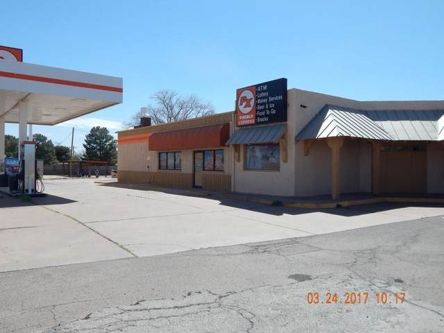 1701 Broadway Street, Van Horn, TX 79855 (MLS #850372) :: The Purple House Real Estate Group