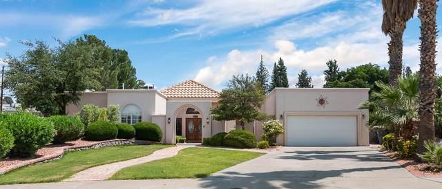 6213 Bluff Trail Lane, El Paso, TX 79912 (MLS #850410) :: Jackie Stevens Real Estate Group