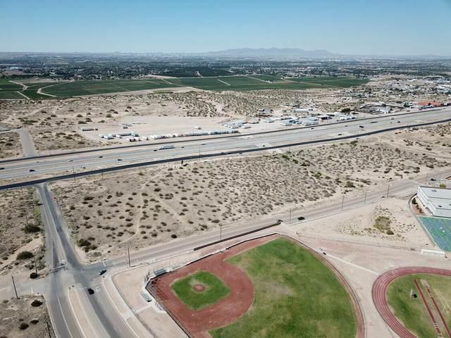 1107 Colina De Paz, El Paso, TX 79928 (MLS #850442) :: Red Yucca Group