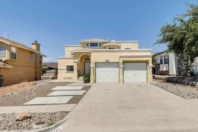 7127 Desert Jewel Drive, El Paso, TX 79912 (MLS #850445) :: The Purple House Real Estate Group