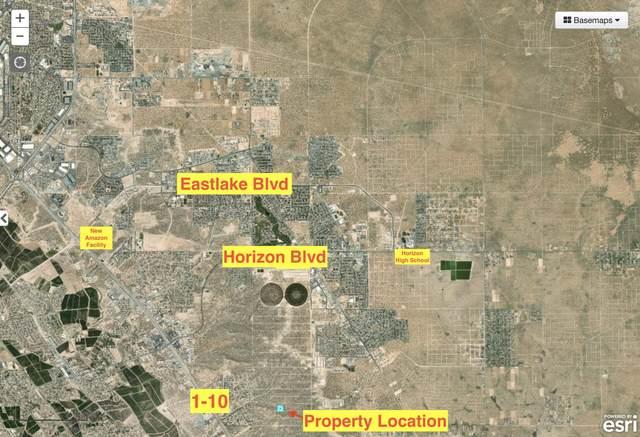 296 Leigh Clark Survey, Horizon City, TX 79928 (MLS #850458) :: Jackie Stevens Real Estate Group