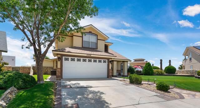 12340 Olga Mapula Drive, El Paso, TX 79936 (MLS #850472) :: Summus Realty