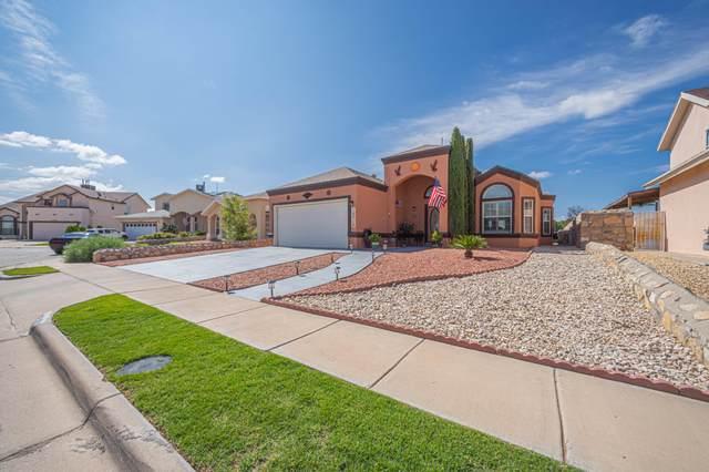 12712 Setting Sun Drive, El Paso, TX 79938 (MLS #850499) :: Jackie Stevens Real Estate Group