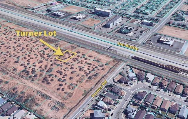 0001 Turner, El Paso, TX 79938 (MLS #850504) :: Jackie Stevens Real Estate Group