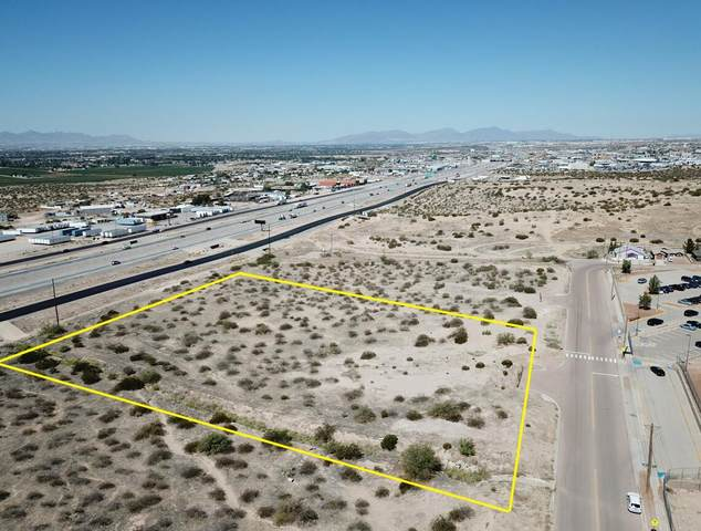 1105 Colina De Paz, El Paso, TX 79928 (MLS #850561) :: Red Yucca Group