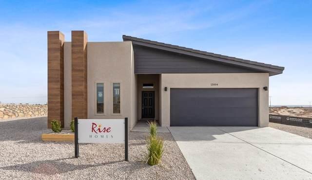12805 Linstead Avenue, Horizon City, TX 79928 (MLS #850627) :: Jackie Stevens Real Estate Group