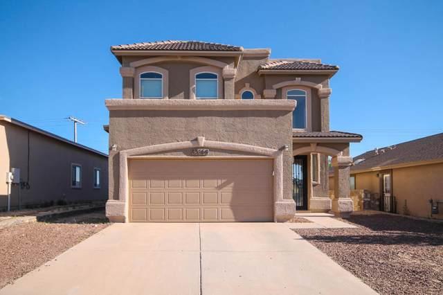 13160 Saker Drive, Horizon City, TX 79928 (MLS #850646) :: Red Yucca Group