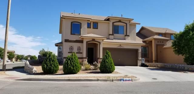 5040 Copper Ranch Avenue, El Paso, TX 79934 (MLS #850691) :: Jackie Stevens Real Estate Group