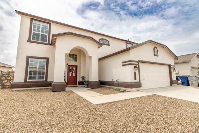 6809 Jen Renee Lane, El Paso, TX 79932 (MLS #850701) :: Jackie Stevens Real Estate Group