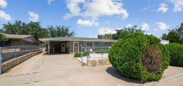 5707 Middlesboro Avenue, El Paso, TX 79924 (MLS #850727) :: The Purple House Real Estate Group