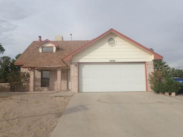 8400 Saratoga, El Paso, TX 79912 (MLS #850737) :: Jackie Stevens Real Estate Group