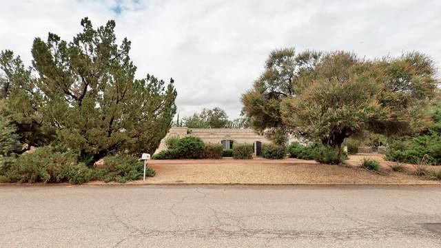 4809 Caseta Road, El Paso, TX 79922 (MLS #850760) :: Red Yucca Group