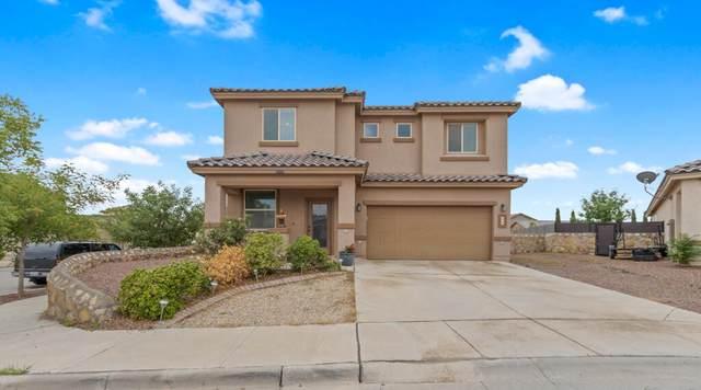 689 Wycliffe St Street, Horizon City, TX 79928 (MLS #850764) :: Jackie Stevens Real Estate Group