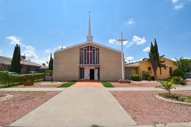 4600 La Luz Avenue, El Paso, TX 79903 (MLS #850808) :: Jackie Stevens Real Estate Group