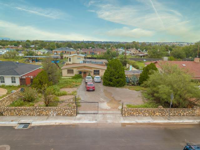 333 Mccune Road, El Paso, TX 79915 (MLS #850811) :: The Purple House Real Estate Group
