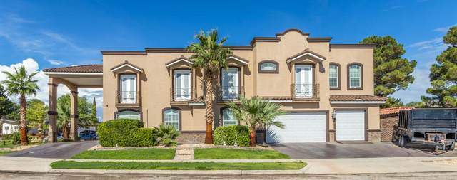 19012 Bremerton, Horizon City, TX 79928 (MLS #850844) :: Jackie Stevens Real Estate Group