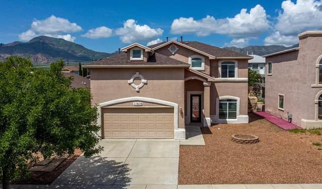 11013 Bullseye Street, El Paso, TX 79934 (MLS #850853) :: Jackie Stevens Real Estate Group