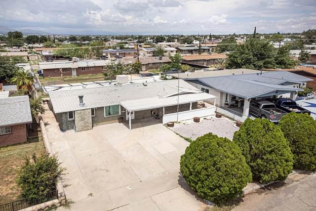5705 Macon Lane, El Paso, TX 79924 (MLS #850906) :: The Purple House Real Estate Group